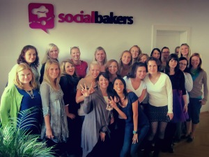Style Session at Socialbakers